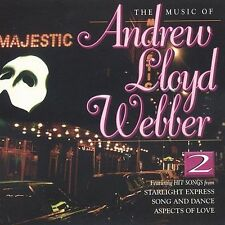 Play Andrew Lloyd Webber 2 London Pops Orchestra Audio CD