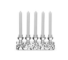 BACCARAT LA FORET DES SONGES FOREST OF DREAMS 5 CANDLE STAND MARCEL WANDERS NEW