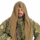 Tactical Mesh Scarf Wrap Mask Shemagh Sniper Veil 68