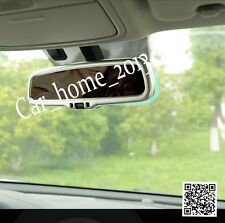 Car ABS Interior rearview mirror Moulding Cover trim For 2016-2017 Kia Sportage