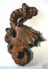 Dragon Medieval Cathedral Carving Gothic Mythical Creature Collectablke Ornament