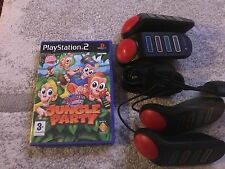 BUZZERS FOR  PLAYSTAION 2  - INCLUDES  1 GAME - PS2 - JUNGLE PARTY