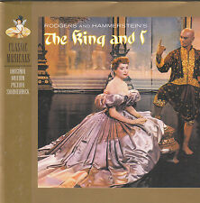 The King And I-1956-Original Movie Soundtrack-Expanded 21 Track-CD
