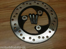 Aprilia Rally 50 2001 Front Brake Disc With Mounting Bolts