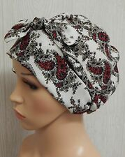 Chemo hair loss head wear cap cancer head scarf head wrap chemotherapy bonnet