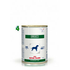 ROYAL CANIN 12 barattoli OBESITY 410 gr alimento umido per cani obesi cane obeso