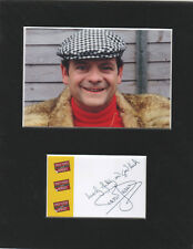 Only Fools & Horses Del Boy Trotter 10x8 printed picture presentation