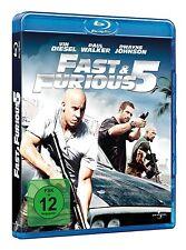FAST&FURIOUS 5 [Blu-ray] Vin Diesel, Paul Walker OVP