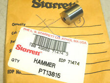 NEW! STARRETT REPLACEMENT HAMMER for 18C AUTOMATIC CENTER PUNCH, edp #71474