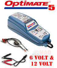 OPTIMATE 6 VOLT / 12 VOLT INTELLIGENT BATTERY CHARGER REPLACE YOUR OLD ACCUMATE