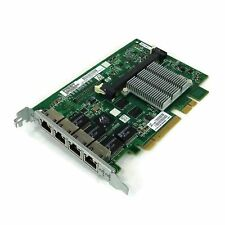 HP Quad Port Gigabit Network PCIe Ethernet Adapter Card 468001-001 491830-001