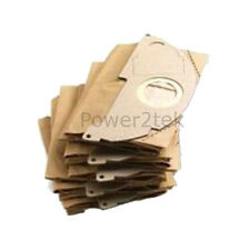5 x 20 Dust Bags for Karcher MV2 S2500 WD2.200 Vacuum Cleaner