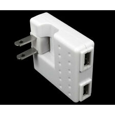 Dual 2 Port USB Wall AC Charger Adapter For iPod iPhone 3G 3GS 4G 4S Special