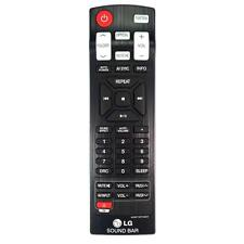 *NEW* Genuine LG NB2430A Soundbar Remote Control