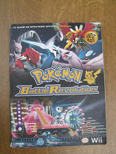 GUIDE DE STRATEGIE POKEMON BATTLE REVOLUTION POUR NINTENDO DS EN FRANCAIS