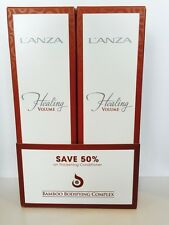 Lanza Healing Volume Thickening Shampoo 10.1oz & Conditioner 8.5oz Gift Set
