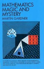 Mathematics, Magic and Mystery (Dover Recreational Math) Gardner, Martin Paperb