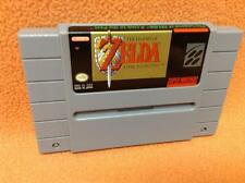 ZELDA LINK TO THE PAST *Cart Only* Super Nintendo SNES Super Fast Free Ship!