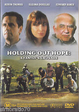 HOLDING OUT HOPE: A FAMILY'S CRUSADE Robin Thomas DVD All Zone - New