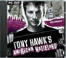 TONY HAWK'S AMERICAN WASTELAND PC DVD-ROM NEU & OVP