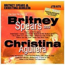 Sing The Hits Of Britney Spears & Christina Aguilera (Karaoke), , , Very Good Ka