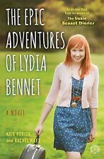 The Epic Adventures of Lydia Bennet: A Novel (Lizzie Bennet Diaries)-ExLibrary