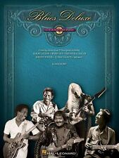 Blues Deluxe: Guitar Masters Series-ExLibrary