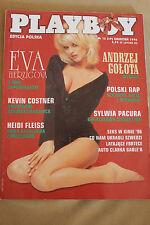 Playboy 12/1996 Eva Herzigova  Donna D'Errico  Andrzej Golota Gołota