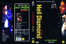 Neil Diamond : The Jazz singer (DVD,All,Sealed,New,Keep Case)