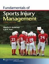 Fundamentals of Sports Injury Management by Marcia K. Anderson and Gail P....