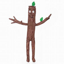 "The Gruffalo - 12"" Stick Man Soft Toy - *BRAND NEW*"