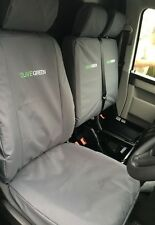 VW Transporter T6 2015 on Tailored Van Seat Covers. + Free Embroidery