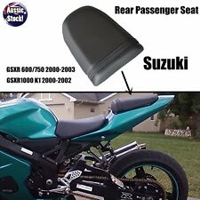 Rear Passenger Seat Pillion Cover 4 Motorcycle Suzuki GSXR1000 K1 00 01 02