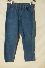 D9669 Montgomery Wards USA Made 60's Jeans Men's 33x29