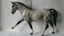 Breyer 1986 Chalky Dapple Grey Hanovarian, VERY RARE