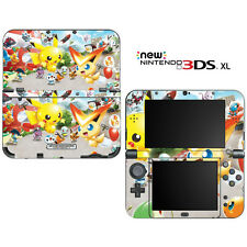 Pokemon Rumble Blast for New Nintendo 3DS XL Skin Decal Cover