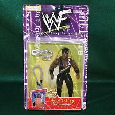 WWF Farooq Action Figure Don't Trust Anybody Tour World Wrestling Federation NEW