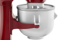 KitchenAid KAICAO For 7 qt Ice Cream Maker Stand Mixer Attachment Frozen Yogurt