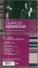 CD - CHARLES AZNAVOUR Le meilleur d' AZNAVOUR - BEST OF NEUF EMBALLE NEW SEALED