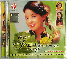 TERESA TENG 鄧麗君 Indonesian Song Version MALAYSIA Edition CD RARE