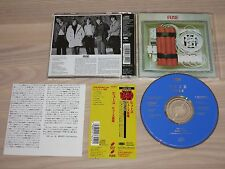 FUSE JAPAN CD + OBI - SAME / SONY EPIC in MINT