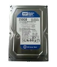 "250 GB SATA HDD INTERNAL DESKTOP HARD DISK DRIVE  3.5"" (SEAGATE / W.D.)"