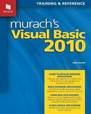 NEW - Murach's Visual Basic 2010 by Anne Boehm
