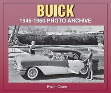 Buick: 1946-1960 Photo Archive-ExLibrary