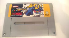 SONIC BLASTMAN BLAST MAN SUPER NINTENDO SNES PAL.VERSION ESPAÑA. 100% ORIGINAL.