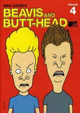 Beavis and Butt-Head, Vol. 4 (2012, DVD NIEUW)2 DISC SET