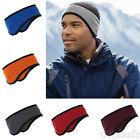 Ear Warmer Winter Head Band Polar Fleece Ski Ear Muff Unisex Stretch Spandex YMN