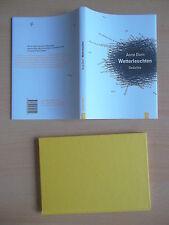 Dorn,Anne.Wetterleuchten.Gedichte/poetenladen Leipzig