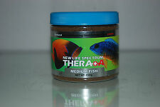 New Life Spectrum Thera A Moyen Formule Poisson 2000g Tube 2mm Granulé De Bois