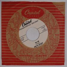 ONESIME GROSBOIS: The Sun / Left Bank OBSCURE Exotic CAPITOL 50s DJ 45 Hear